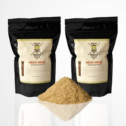 how to prepare kava root powder
