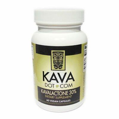 KDC Kavalactone 30% Capsules