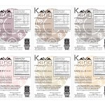Kava King Instant Kava Mix Nutrition Facts