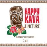 Happy Kava Brand Kava Tincture