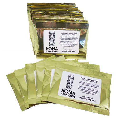 Kava Singles Wholesale