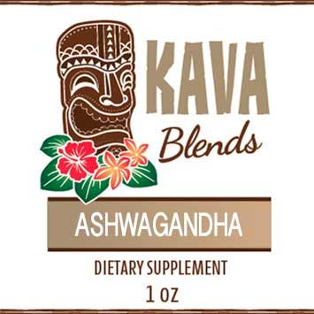 Happy Kava Blends Ashwagandha Tincture