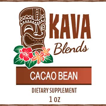 Happy Kava Blends Cacao Bean Tincture