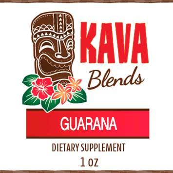 Happy Kava Blends Guarana Tincture