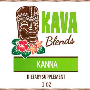 Happy Kava Blends Kanna Tincture