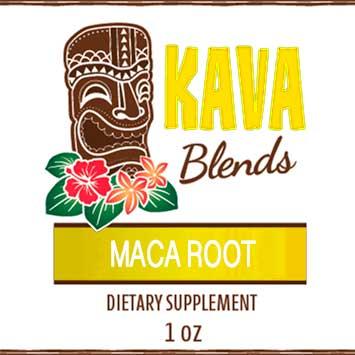 Happy Kava Blends Maca Root Tincture