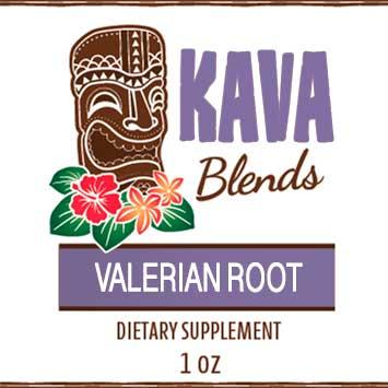 Happy Kava Blends Valerian Root Tincture