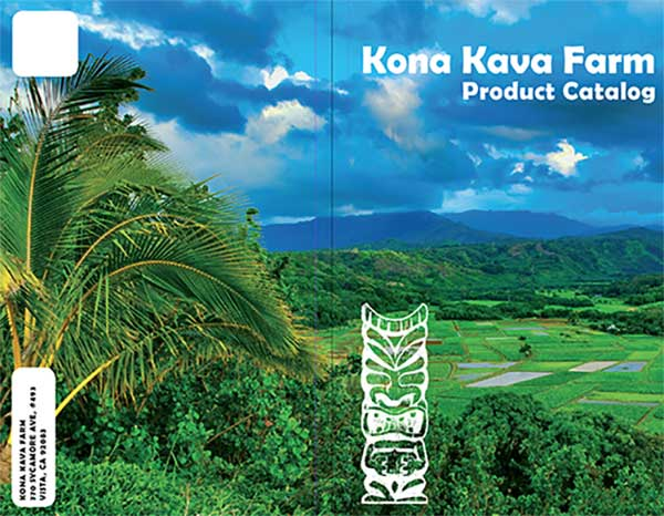 Kona Kava Farm Catalog