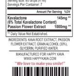 passion flower tincture kava brand
