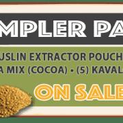 Kona Kava Sampler Pack Ad