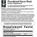 KDC Powdered Kava Root