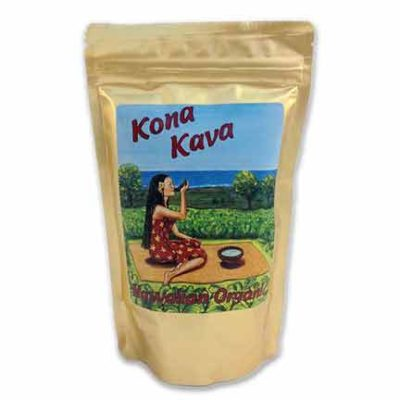 Whole Kava Root