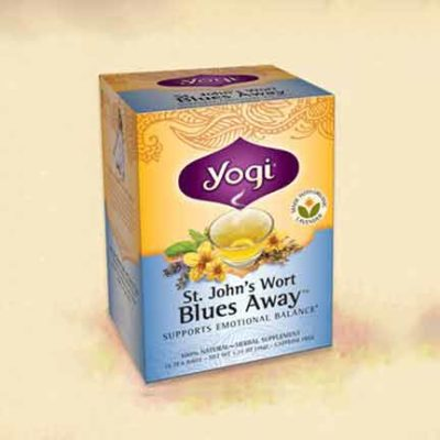 Yogi Blues Away Tea